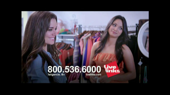 Live Links TV Spot, 'As Easy As Trying On Clothes'