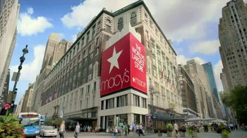Macy's Labor Day Sale TV Spot, 'Needed in Bed & Bath' - Thumbnail 1