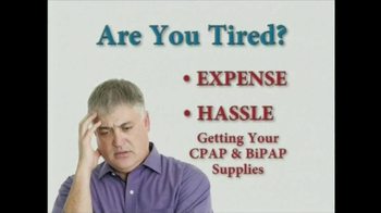 Allied Home Medical Supply Network TV Spot, 'CPAP and BiPAP'