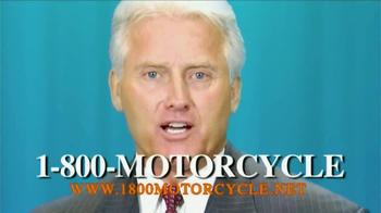 1-800-Motorcycle TV Spot - Thumbnail 6