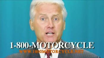 1-800-Motorcycle TV Spot - Thumbnail 7