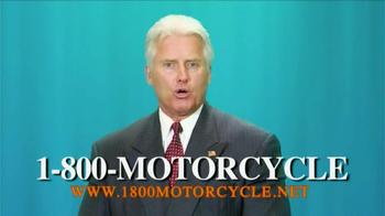 1-800-Motorcycle TV Spot - Thumbnail 9
