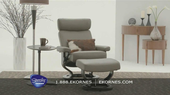Ekornes Stressless TV Spot, 'Black and White' - Thumbnail 10