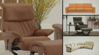 Ekornes Stressless TV Spot, 'Black and White' - Thumbnail 5