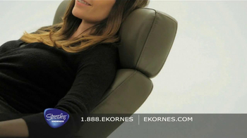 Ekornes Stressless TV Spot, 'Black and White' - Thumbnail 8