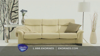 Ekornes Stressless TV Spot, 'Black and White' - Thumbnail 9