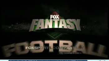FOX Fantasy Football Online Game TV Spot - Thumbnail 5