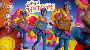 Lalaloopsy Workshop TV Spot - Thumbnail 1