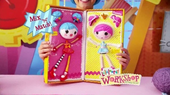 Lalaloopsy Workshop TV Spot - Thumbnail 2