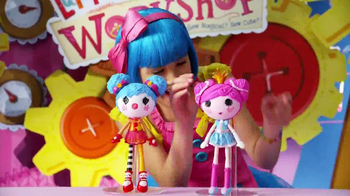 Lalaloopsy Workshop TV Spot