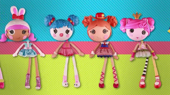 Lalaloopsy Workshop TV Spot - Thumbnail 5