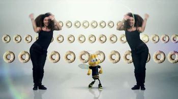 Honey Nut Cheerios TV Spot, 'Clubbing' - 4197 commercial airings