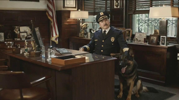 ESPN  Fantasy Football TV Spot, 'Police Commissioner: Matthew Berry' - Thumbnail 1