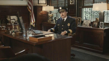 ESPN  Fantasy Football TV Spot, 'Police Commissioner: Matthew Berry' - Thumbnail 4