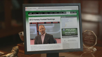 ESPN  Fantasy Football TV Spot, 'Police Commissioner: Matthew Berry' - Thumbnail 6