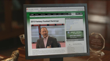 ESPN  Fantasy Football TV Spot, 'Police Commissioner: Matthew Berry' - Thumbnail 7