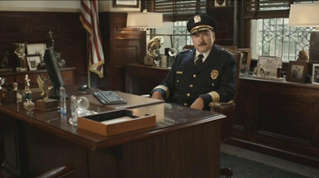 ESPN  Fantasy Football TV Spot, 'Police Commissioner: Matthew Berry' - Thumbnail 9