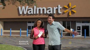 Walmart TV Spot, 'Game Time: Kastina M.' - 46 commercial airings