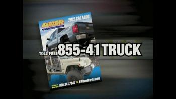 4 Wheel Parts TV Spot, 'SmittyBilt Rebate' - Thumbnail 8