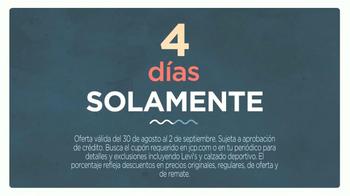 JCPenney Puente de Labor Day TV Spot [Spanish] - Thumbnail 9