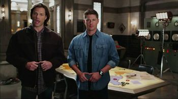 It Can Wait TV Spot Featuring Jared Padalecki and Jensen Ackles