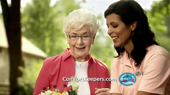 Comfort Keepers TV Spot - Thumbnail 9