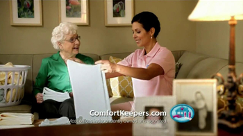 Comfort Keepers TV Spot - Thumbnail 5