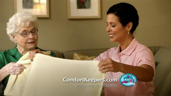 Comfort Keepers TV Spot - Thumbnail 6