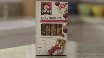 Quaker Real Medleys TV Spot - Thumbnail 2