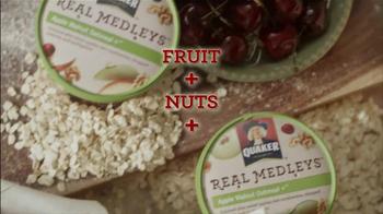 Quaker Real Medleys TV Spot - Thumbnail 6