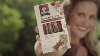 Quaker Real Medleys TV Spot - Thumbnail 9