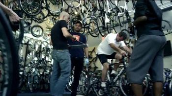 American Express TV Spot, 'Cyclist'
