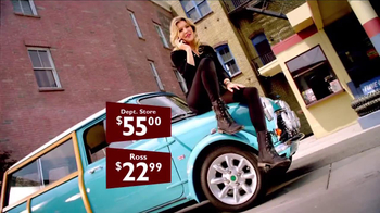 Ross TV Spot, 'Fall Boots and Shoes' - Thumbnail 9
