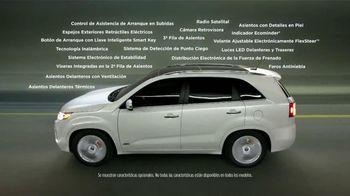 2014 Kia Sorento TV Spot [Spanish] - 4 commercial airings