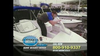 UMarine Mechanics Institute TV Spot, 'Hands-On' - Thumbnail 10