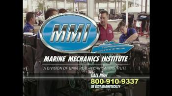 UMarine Mechanics Institute TV Spot, 'Hands-On' - Thumbnail 2