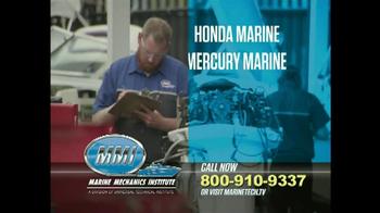 UMarine Mechanics Institute TV Spot, 'Hands-On' - Thumbnail 3