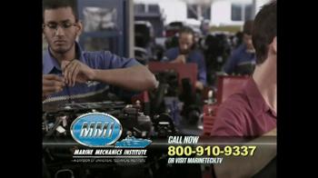 UMarine Mechanics Institute TV Spot, 'Hands-On' - Thumbnail 5