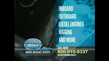 UMarine Mechanics Institute TV Spot, 'Hands-On' - Thumbnail 7