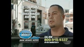 UMarine Mechanics Institute TV Spot, 'Hands-On' - Thumbnail 8