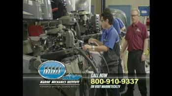 UMarine Mechanics Institute TV Spot, 'Hands-On' - Thumbnail 9