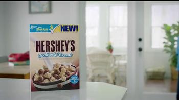 Hershey's Cookies 'n' Creme Cereal TV Spot - Thumbnail 1
