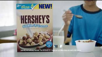Hershey's Cookies 'n' Creme Cereal TV Spot - Thumbnail 10