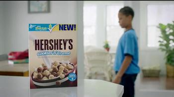 Hershey's Cookies 'n' Creme Cereal TV Spot - Thumbnail 2
