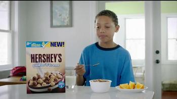 Hershey's Cookies 'n' Creme Cereal TV Spot - Thumbnail 8