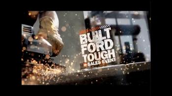 Ford Built Ford Tough Sales Event TV Spot, 'Quiz' - Thumbnail 2