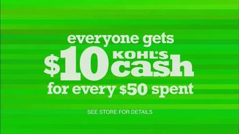 Kohl's Labor Day Savings 3 Day Sale TV Spot - Thumbnail 9