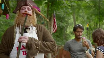 GEICO TV Spot, 'Pirate Throwing a BBQ'