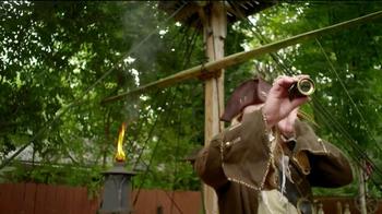 GEICO TV Spot, 'Pirate Throwing a BBQ' - Thumbnail 1