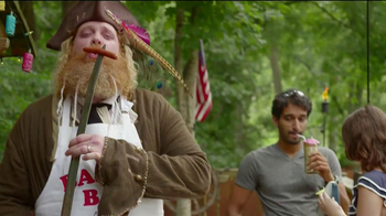 GEICO TV Spot, 'Pirate Throwing a BBQ' - 45 commercial airings